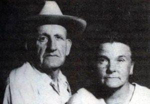 Ray and Faye Copeland