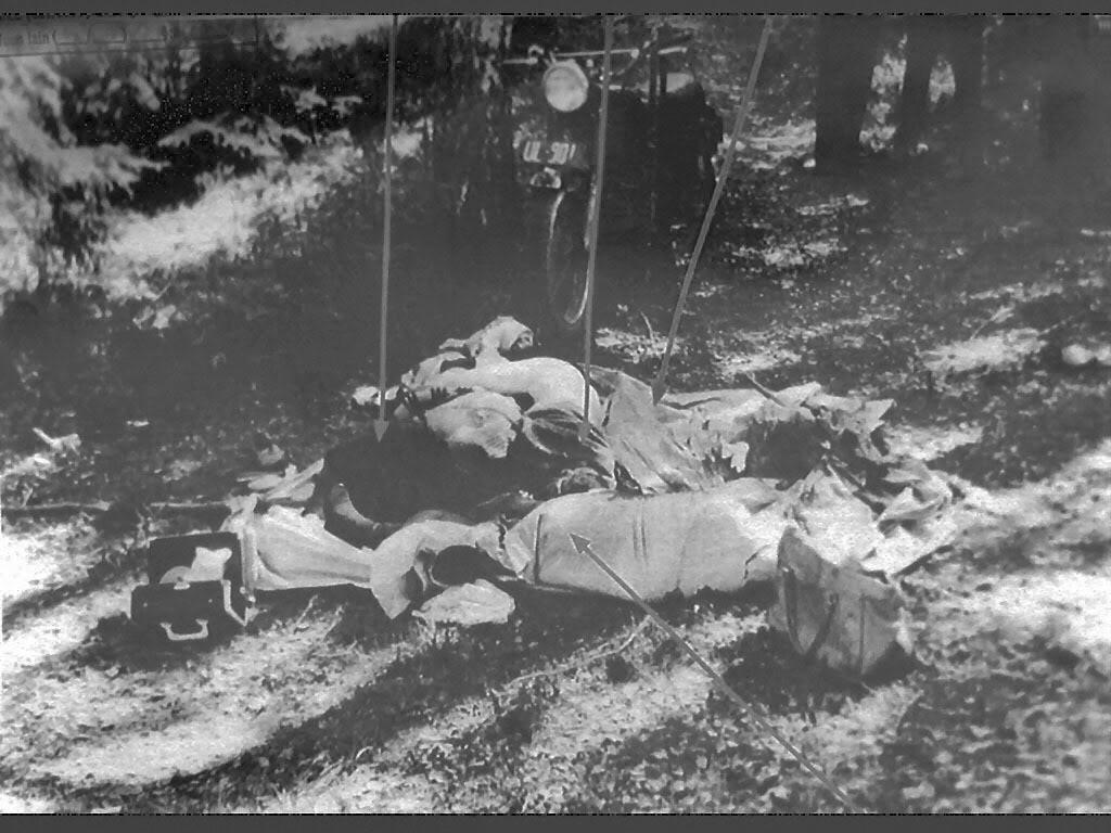 bodom murders tent