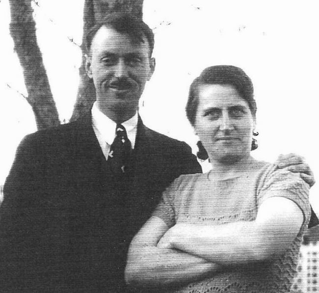 William and Lila Young